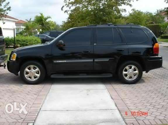 GMC envoy for sale 2003 model