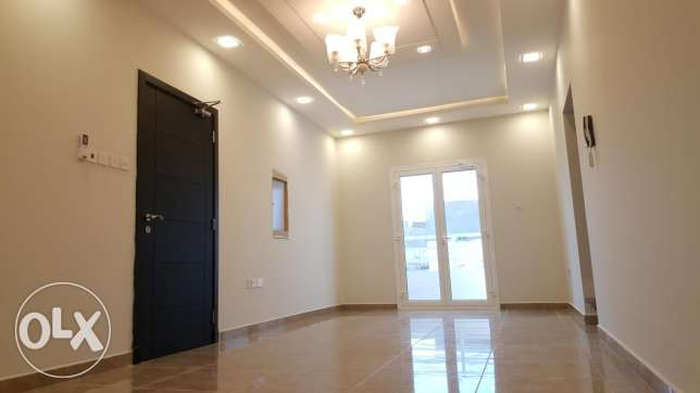 Semi furnished Two BHK apartment near to saudi highway