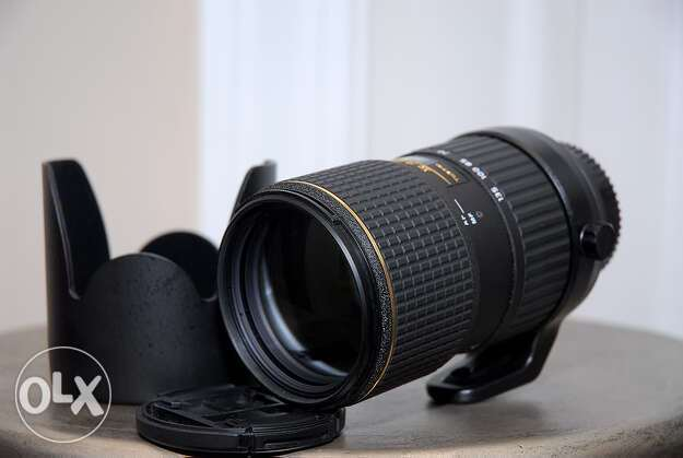 Canon lens / Tokina 50-135mm SD F2.8 DX AT-X PRO Lens