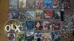 PS3 Games collection for sale