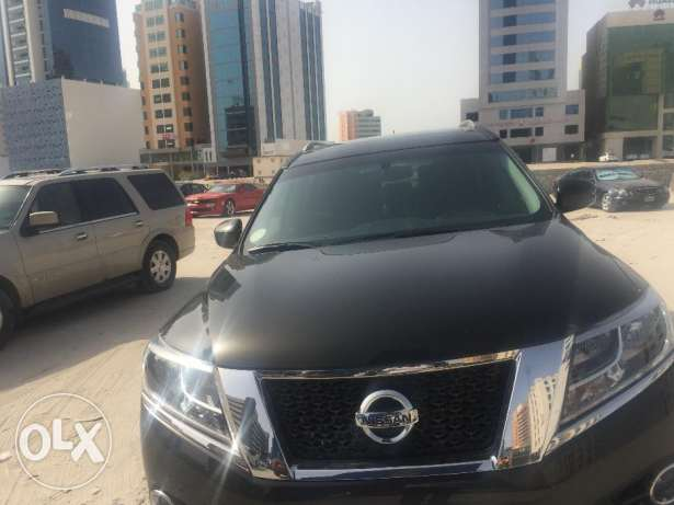 Brand New NISSAN PATHFINDER, Accident Free, Only 5600KM Driven