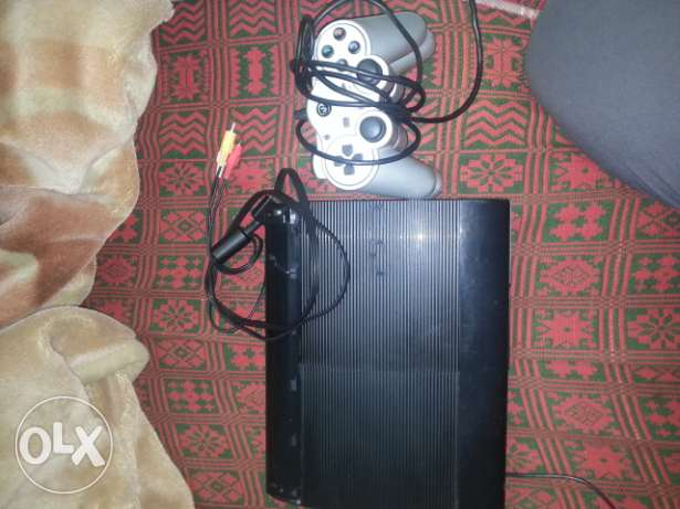 Ps3 500gb only 30bd good work