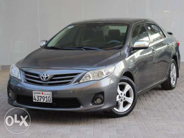 Toyota Corolla 1.8 Xli 2013 Grey For Sale
