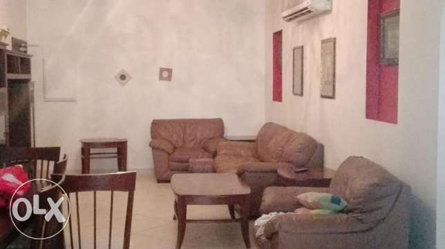 two bedroom fully furnished apartment in close to Saudi causeway