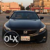 Honda accord coupe 2009 in very good condition