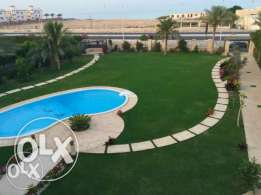Sea-view villa for sale on the red sea coasts