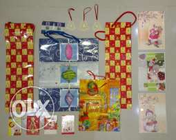 Christmas Cards and Xmas Bags