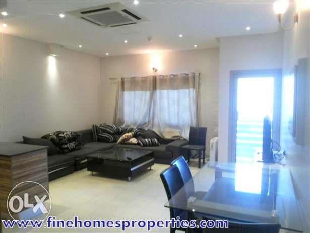 2JBA 2br fully furnished apartment with balcony for rent close to SCWY