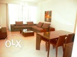 Two bedrooms fully furnished flat in Juffair
