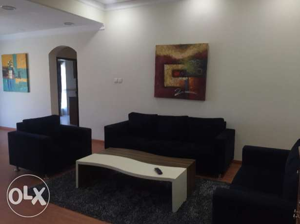 3 Bedrooms Fully Furnished Apartment in New Hidd
