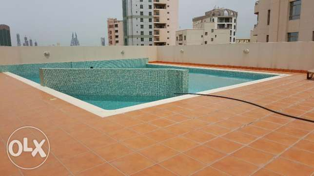 Bright two bedroom f/furnished Apartment in Juffair