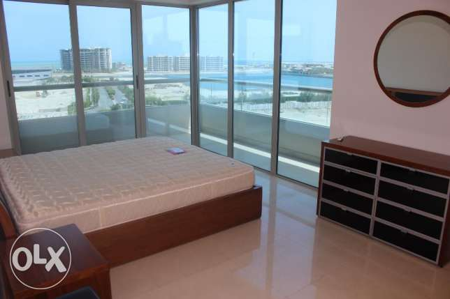 Lovely 2 BR flat in Seef / Sea view