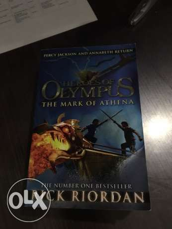 Heroes of Olympus (the mark of Athena)