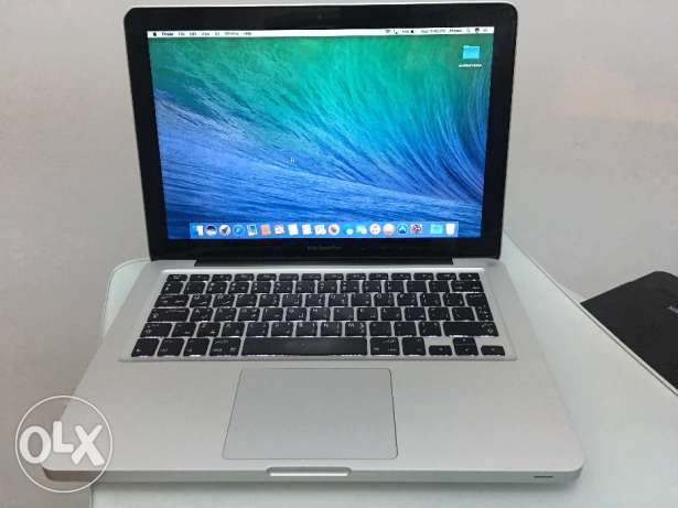 MacBook Pro Core i7 8gb Ram 750Hdd