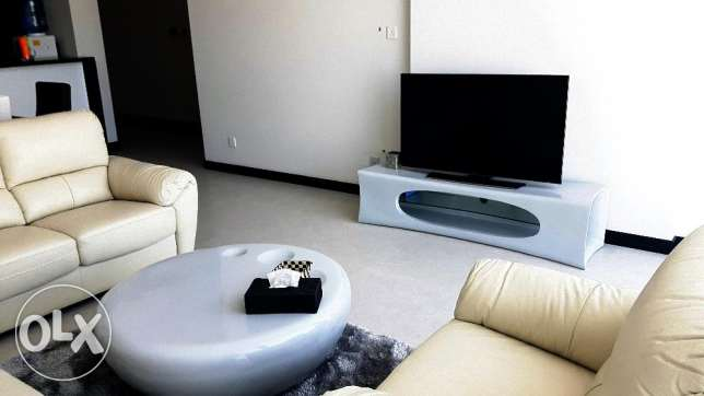 Brand new 2 bedrooms apartment for rent in Reef island.