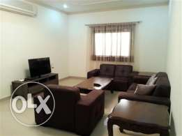 spacious 2 bed fully furnished flat in saar
