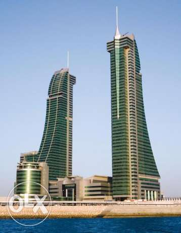 Office Spaces and Commercial spaces rent in Bahrain Financial Harbour