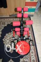 Upper Body Workout Machine (BACK AND ABDOMEN) For Sale