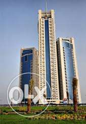 Beautiful 2 Bedroom apartment for rent at Abraj Al Lulu