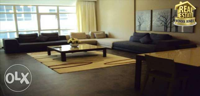 spacious close to food street 2 Bed Room Juffair Bd 650/- جفير -  8