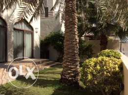 Hamala 4 bedroom semi furnished compound villa