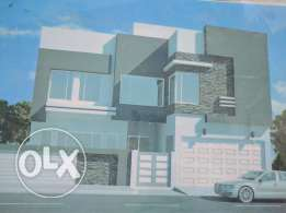 Brand new modern villa for sale close to Causeway