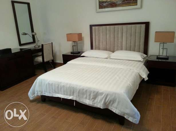 Huge spacious 3 bed eoom for family in mahooz