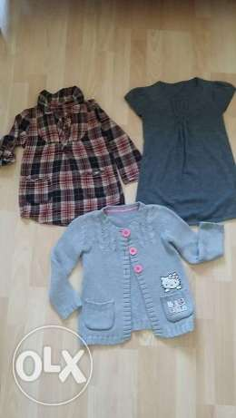 Mothercare wool clothes