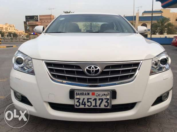 For Sale 2009 Toyota Aurion Grande Bahrain Agency