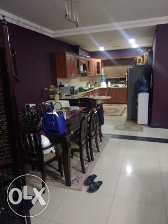 Semi furnished Flat for rent in rifaa hajyet