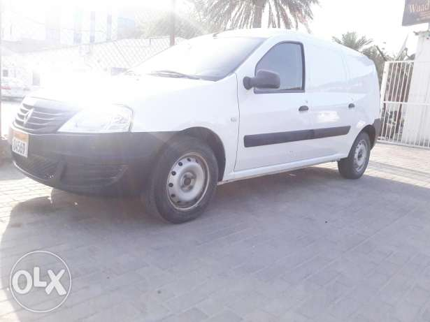 Ranault logan delievery van for urgent sale..2012 model muharraq