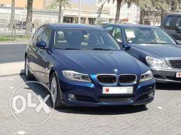 BMW 320i 2011 MODEL 55,000KM, Very good condition, GCC Specs