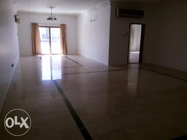 3 bedroom semi spacious furnished apartment for rent