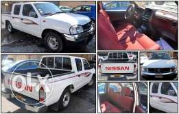 nissan pick up 2012,good condition,non accident,providing bank loan