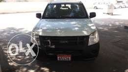 Isuzu D-Max 2.5 Double Cabin Diesel Pickup Manual Transmutation 2011