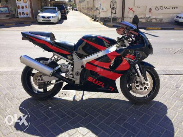 Suzuki - GSXR 750/2000 model - Racing