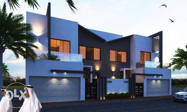 Modern Brand New Villa for Sale in SANAD