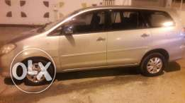 Urgent sale Toyota innova very good condition