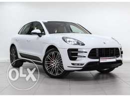 "Porsche Macan Turbo 2014MY ""Approved"""