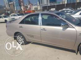 urgent sale camry 2003 bahraini first owner negotiable