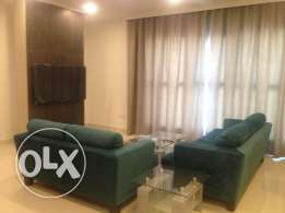 Graciously furnished 02br apartment rent janabiya rent 450
