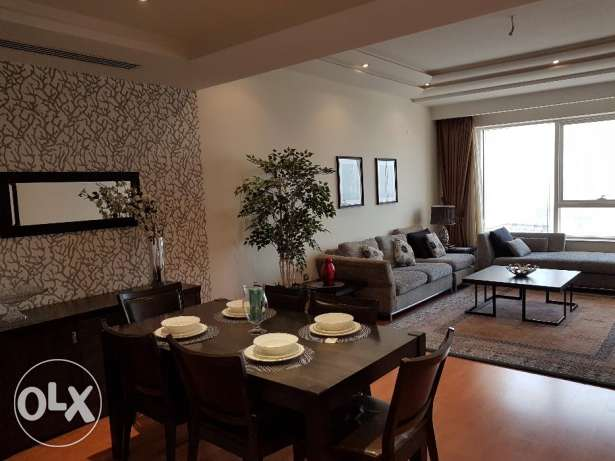 Executive style 1 bedroom furnished apartment with great facilities