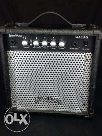 For Sale WashBurn Amplifier Like New