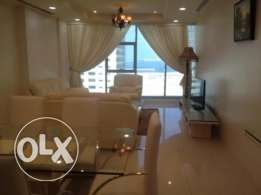 Spacious & stylish 2 bedroom furnished apartments IN JUFFAIR