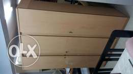 3 door cupboard for sale - free delivery