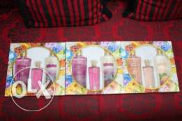 3 Perfume Sets For Sale
