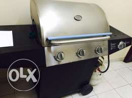 BBQ machine for sale with gas Cylender