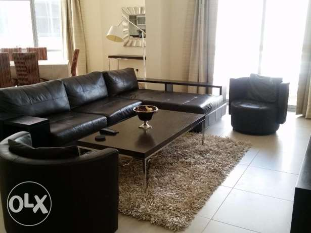 Modern and stylish 2 bedroom, 2 bathroom apartment available in Seef