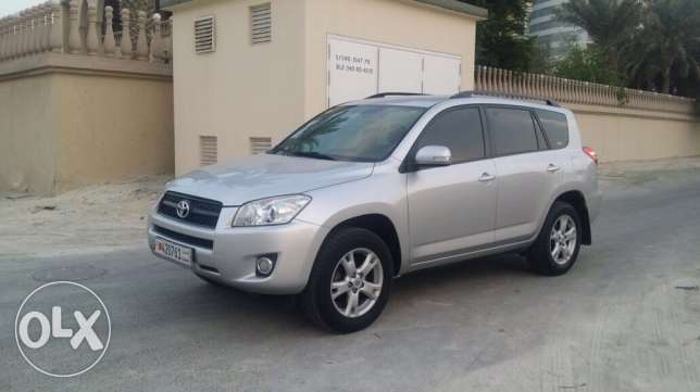Toyota RAV4 model 2012 جفير -  1