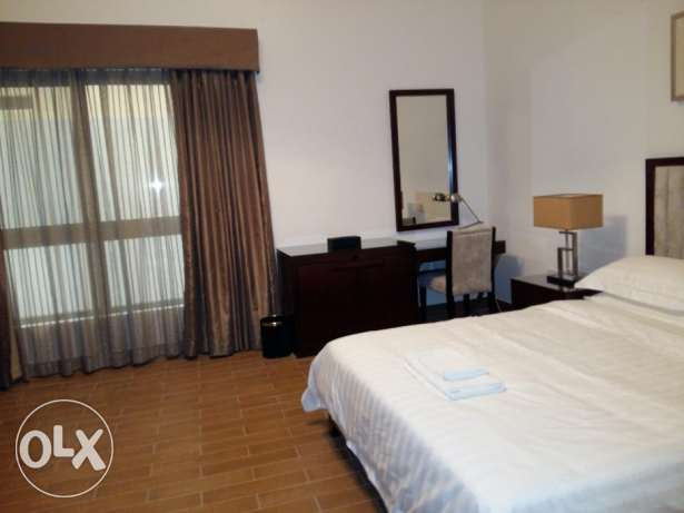 1 Bedroom beautiful Apartent in Mahooz fully furnished ماحوس -  3